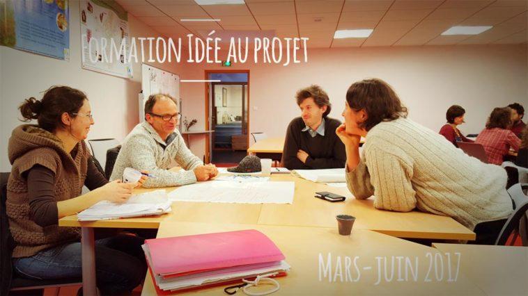 Formation Idée au projet