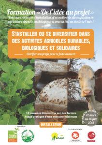 Formation De l'idée au projet @ Ille-et-Vilaine
